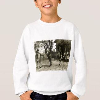12x18 NEGATIVES Milwaukee-Glasmaultier Sweatshirt