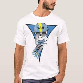 136 Sturzhelm-Typ! (Farbenreich auf Licht T) T-Shirt
