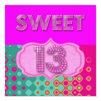 13 Geburtstag Einladungen 13 Geburtstag Einladungskarten