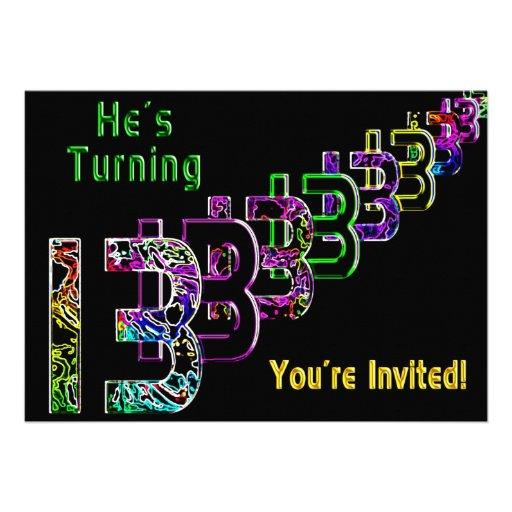 ihr junges jugendlich findet diese coolen einladungen perfekt fuer ...