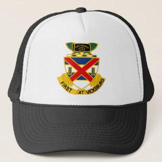13. Infanterie-Regiment - zuerst bei Vicksburg Truckerkappe