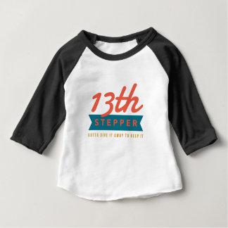 13. Schritt-Nüchternheits-Stipendium-Erholung Baby T-shirt