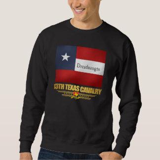 13. Texas-Kavallerie (v10) Sweatshirt