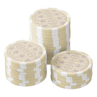 Pokerchips Selbst Gestalten