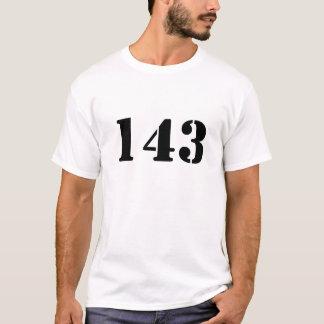 143 Jersey-Shirt T-Shirt