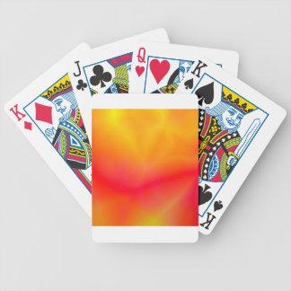 148Red Background_rasterized Bicycle Spielkarten