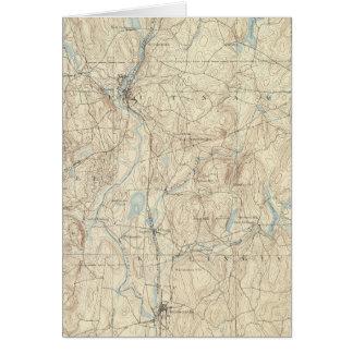 14 Putnam Blatt Karte