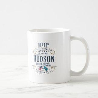 150. Jahrestags-Tasse des Hudsons, South Dakota Kaffeetasse