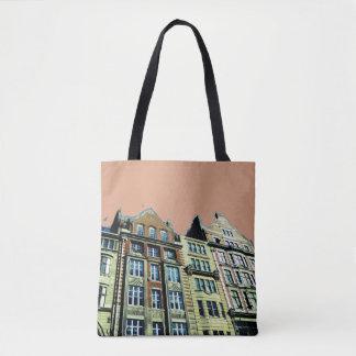 156 - Designer-Taschentasche - London Tasche