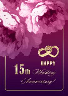 Glückwünsche Zum 15 Hochzeitstag 5 Hochzeitstag