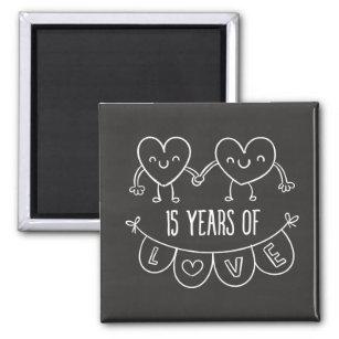 Jahre zusammen 5 5 wundervolle