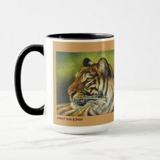 15 Unze-Tiger-Tasse Tasse