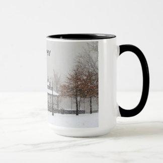 15 Unze. Ufergegend-Park-Tasse Tasse