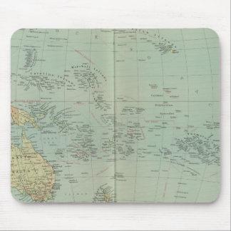 16465 Ozeanien Politik Mousepads