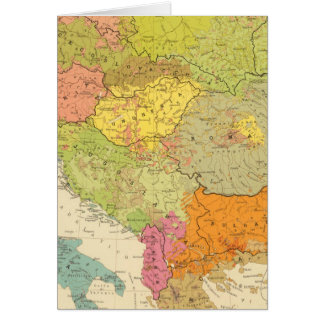 16 ein Europäer ethnographisch Karte