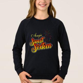 16. Geburtstag-Geburtstag Sweatshirt