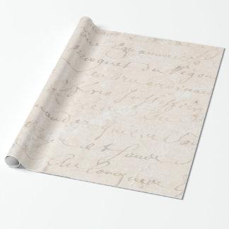 1700s Vintages französisches Retro Geschenkpapier