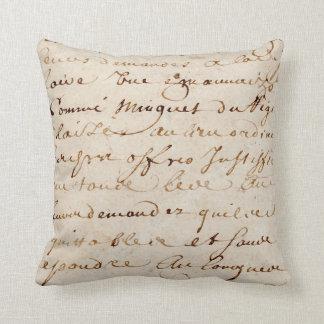 1700s Vintages französisches Zierkissen