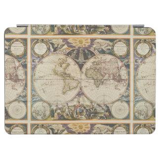 1702 eine neue Karte der Welt iPad Air Hülle