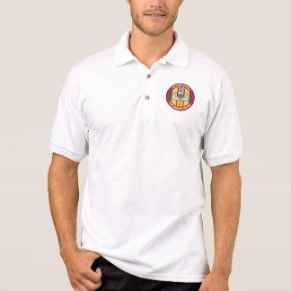 173. im Flugzeug Meister Vietnams Polo Shirt