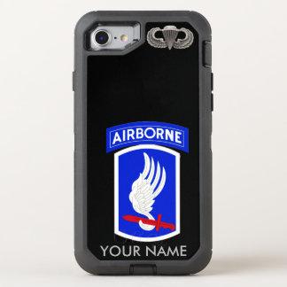 173rd Im Flugzeug Brigade OtterBox Defender iPhone 8/7 Hülle