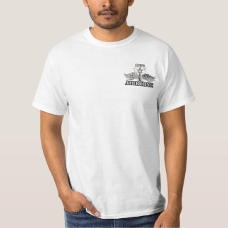 173rd Im Flugzeug Brigaden-Fallschirm T-Shirt