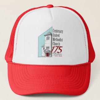 175th Jahrestags-Baseball-Mütze Truckerkappe