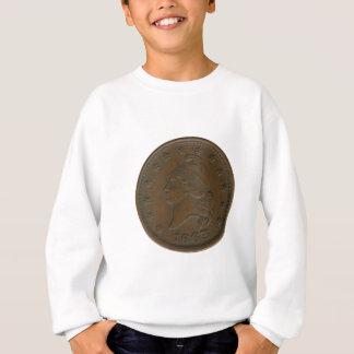 1863 ziviles Kriegs-Zeichen Sweatshirt