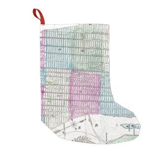 1870 Karten-New- York CityCentral Park Kleiner Weihnachtsstrumpf