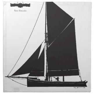 1873 Bawley - tony fernandes Serviette