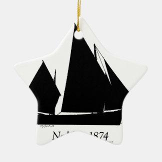 1874 Nobby - tony fernandes Keramik Ornament