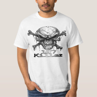 187 Killaz Schädel T-Shirts
