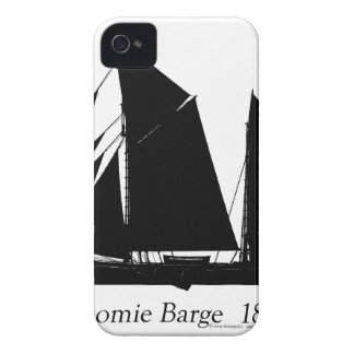 1884 Boomie Lastkahn - tony fernandes Case-Mate iPhone 4 Hülle