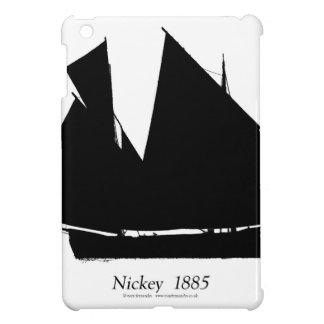 1885 Manx Nickey - tony fernandes iPad Mini Hülle