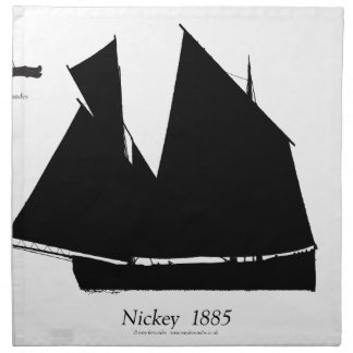 1885 Manx Nickey - tony fernandes Serviette
