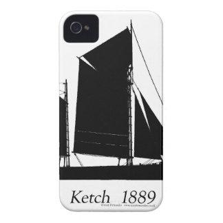 1889 solent ketch - tony fernandes iPhone 4 etuis