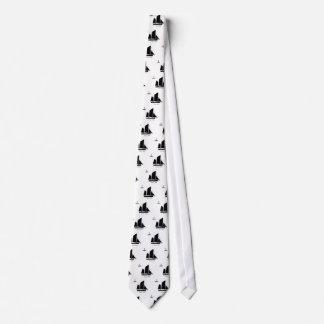 1889 solent ketch - tony fernandes personalisierte krawatten