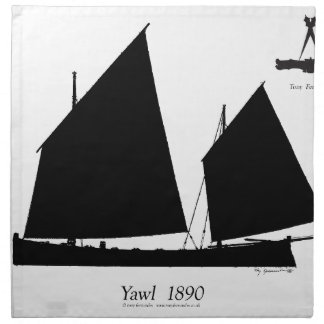 1890 Geschrei - tony fernandes Serviette
