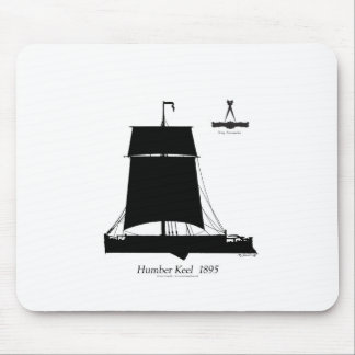 1895 Humber Kiel - tony fernandes Mousepad