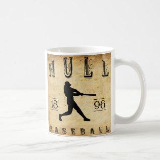 1896 Rumpf-Massachusetts-Baseball Kaffeetasse