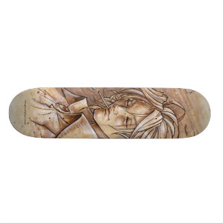 18,1 CM OLD SCHOOL SKATEBOARD DECK