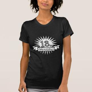 18. Geburtstag T-Shirt