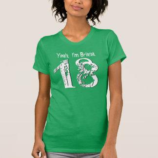 18. Geburtstags-Geschenk achtzehn V005F T-Shirt