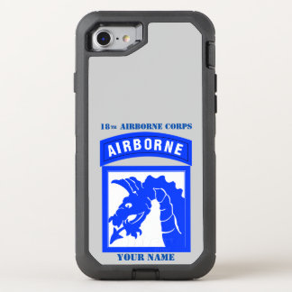 18. IM FLUGZEUG KORPS OtterBox 6/6s OtterBox Defender iPhone 8/7 Hülle
