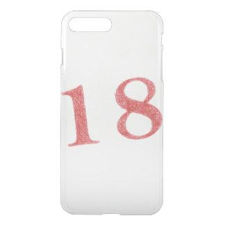 18 Jahre Jahrestag iPhone 8 Plus/7 Plus Hülle