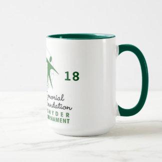 18 jährliche Gedenkpatricia Snyder Kaffee-Tasse Tasse