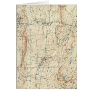 18 Meriden Blatt Karte
