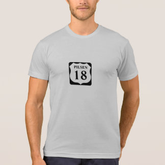 18. Straße Pilsen Chicago Shirt