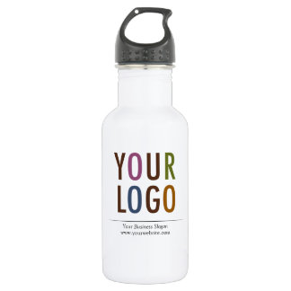 18-Unze-personalisierte Wasser-Flasche mit Edelstahlflasche