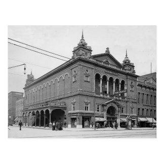 1902 Park-Theater Indianapolis Indiana Postkarte
